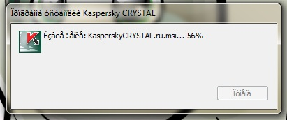 Кракозябры в программах, Windows 7